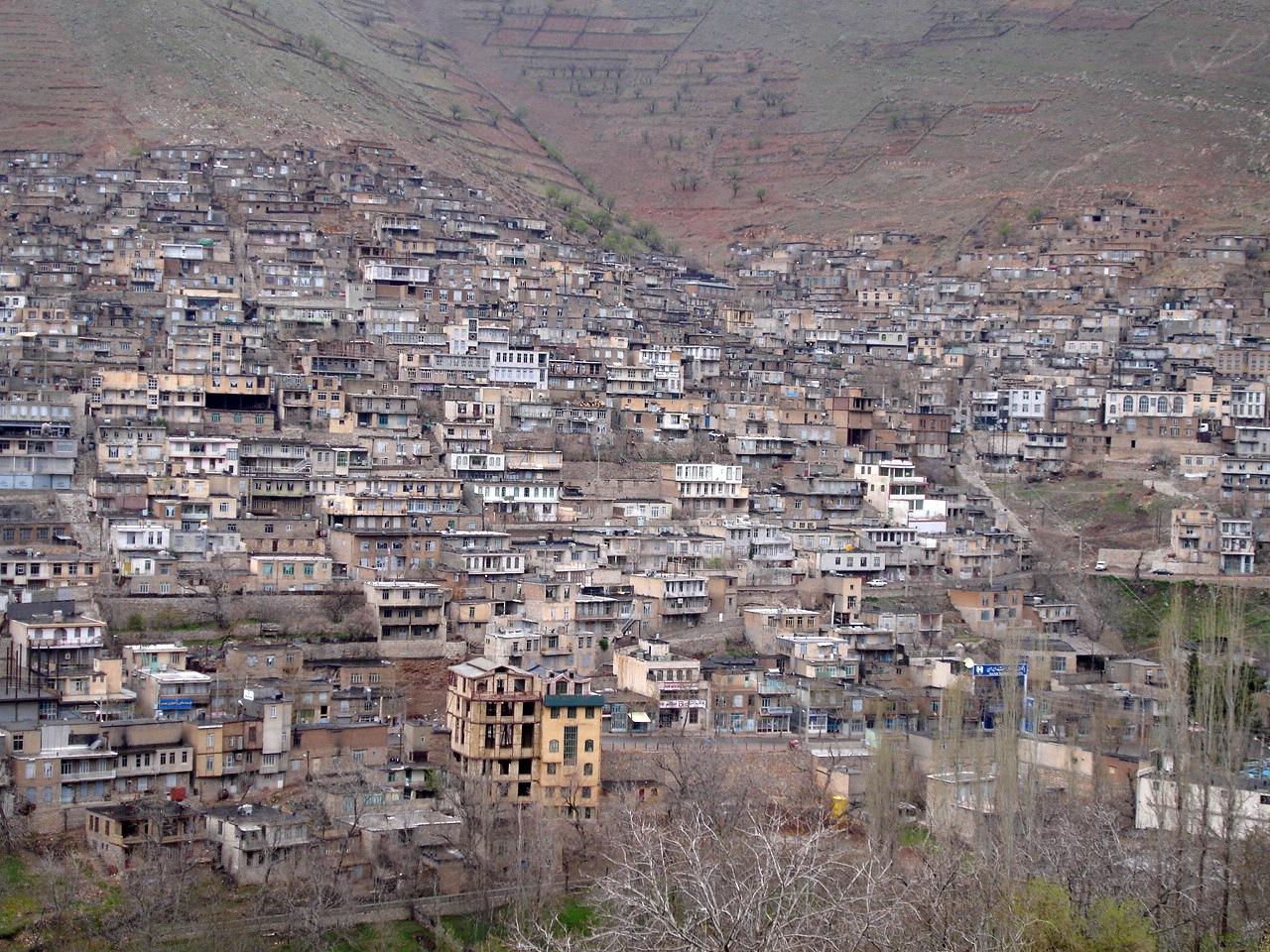 پاوه شهر هزار ماسوله ایران