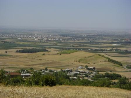 روستای مرزبن آزادشهر