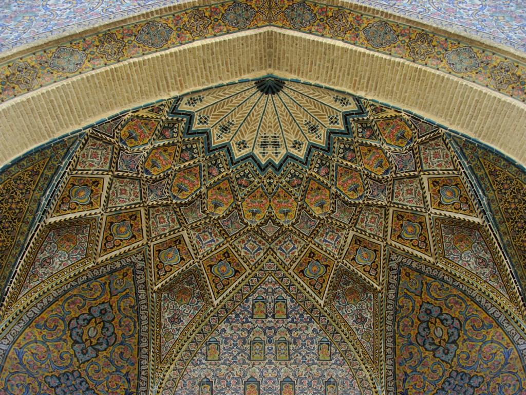 مدرسه و مسجد عمادالدوله