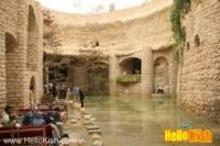 شهر زیرزمینی کاریز کیش حیرتی از هوش و استعداد ایرانیان