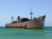 کشتی یونانی کیش Greek ship kishکشتی به گل نشته عظیم و جالب