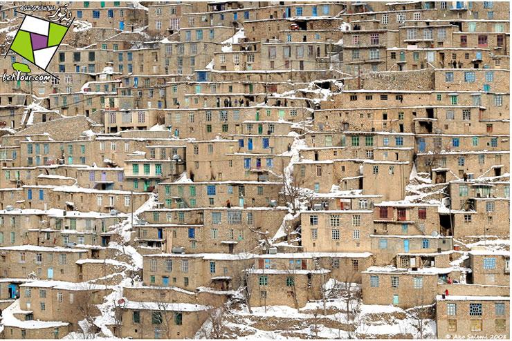 روستای اورامان سروآباد