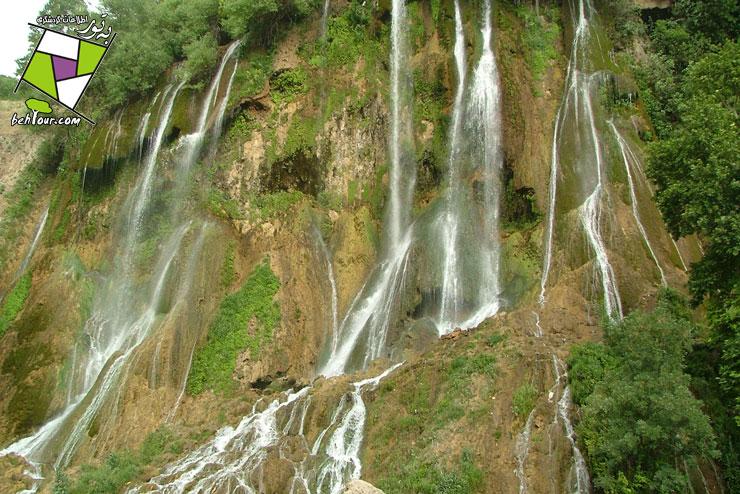 آبشار بیشه دورود