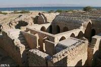 شهر تاریخی حریره جزیره کیش شهری مخروبه نشان از رونقی در قدیم