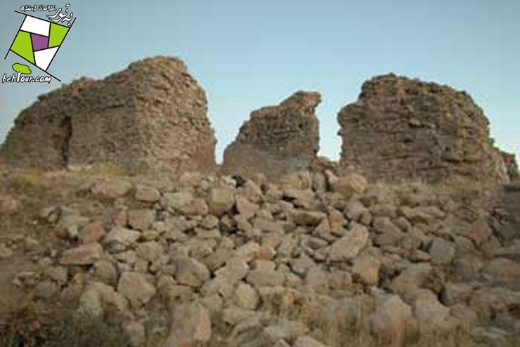 قلعه كوهزاد (وزنيار ) کوهدشت