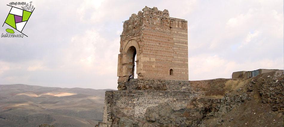 قلعه ضحاک هشترود