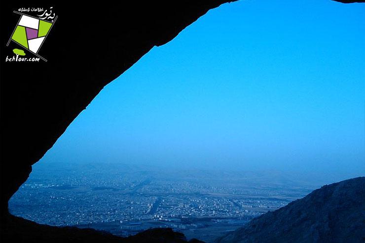 غار دواشکفت کرمانشاه
