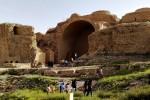 کاخ اردشیر بابکان فیروزآباد
