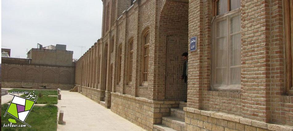 کلیسای هوانس مراغه