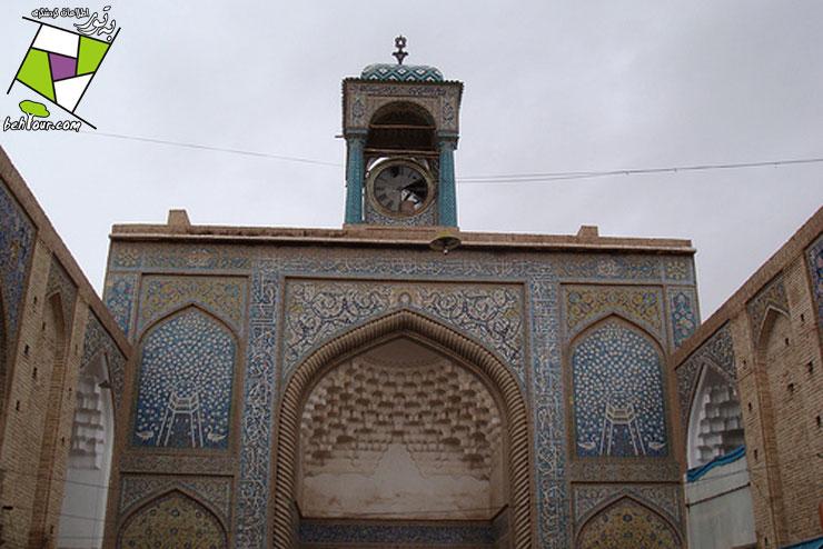 مدرسه ابراهیمخان کرمان