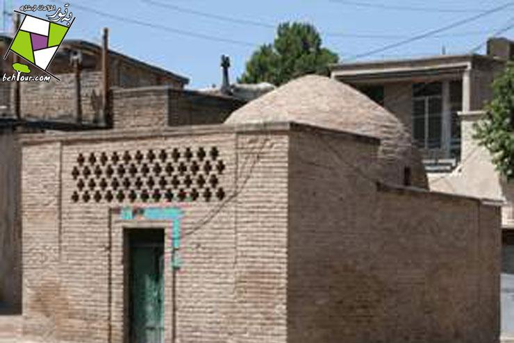 مقبره باباطاهر خرم آباد