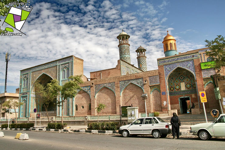 مسجد دارالاحسان سنندج