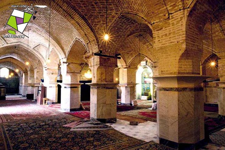 مسجد عمادالدوله کرمانشاه