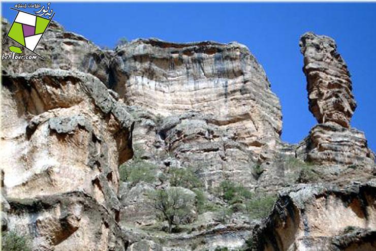 پل سي پله (كر و دت) کوهدشت